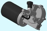 Электропривод вариатора вентилятора ЭВВ-1